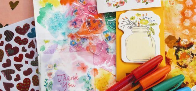 Gratitude kits give double the blessing!